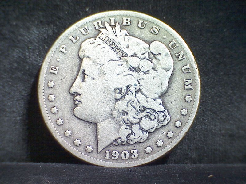 1903 S Morgan Silver Dollar Very Good Condition Better Date Nice Coin Ebay Makeoffer Morgan Silver Dollar Old Coins Coins