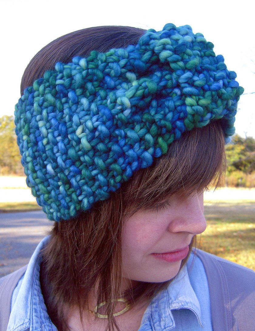 Free Knitting for Two-Hour Turban - Signe Marie Richter\'s turban ...
