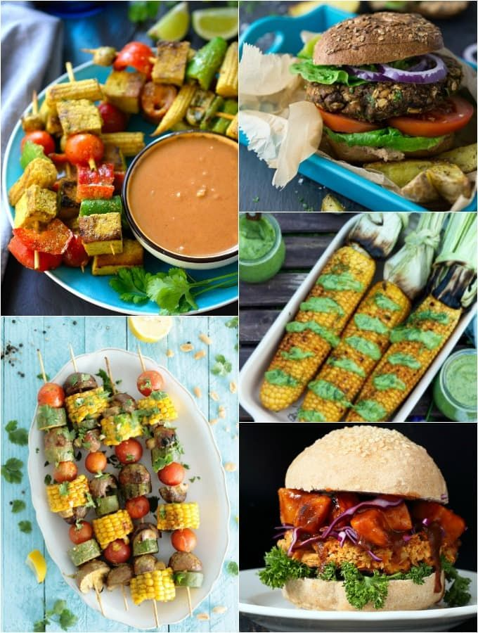 30 Vegan Bbq Grilling Recipes Bbq Grill Time Vegan