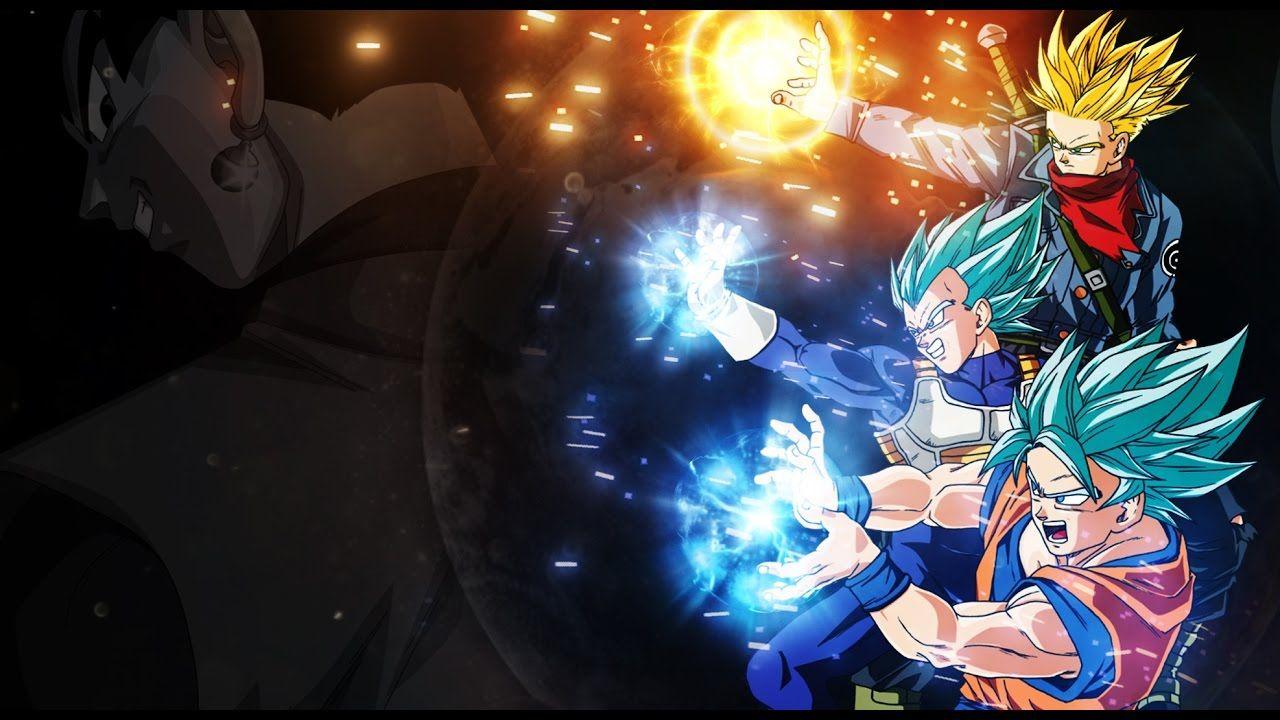 Dragon Ball Super Hd Wallpaper: Dragon Ball Super Background