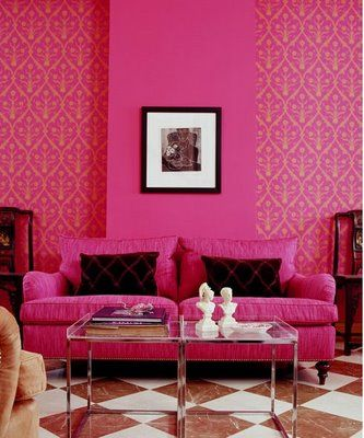 Timothy Mather Interior Design | pinkalicious | Pinterest ...