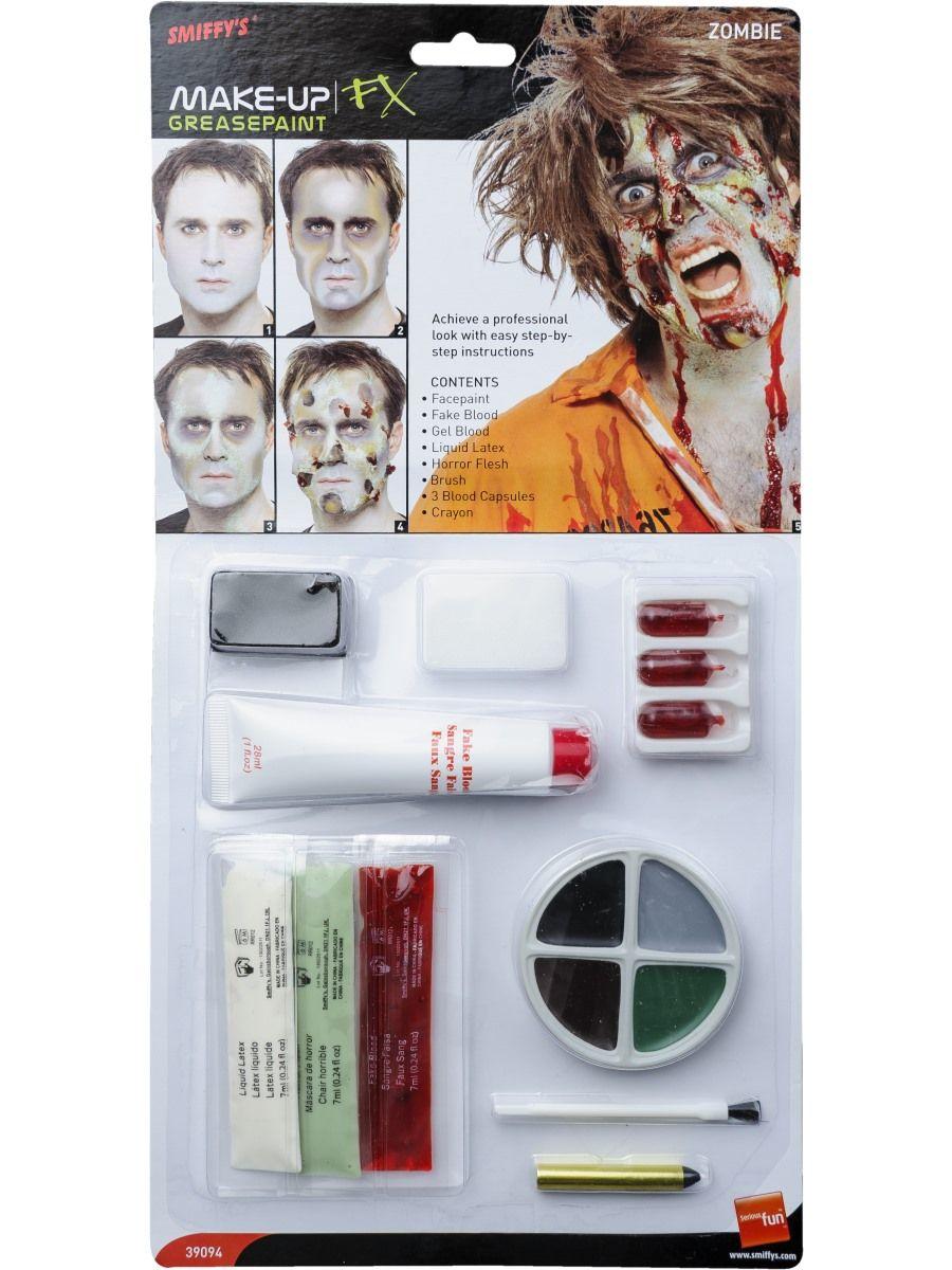 Zombie-maskeeraussetti