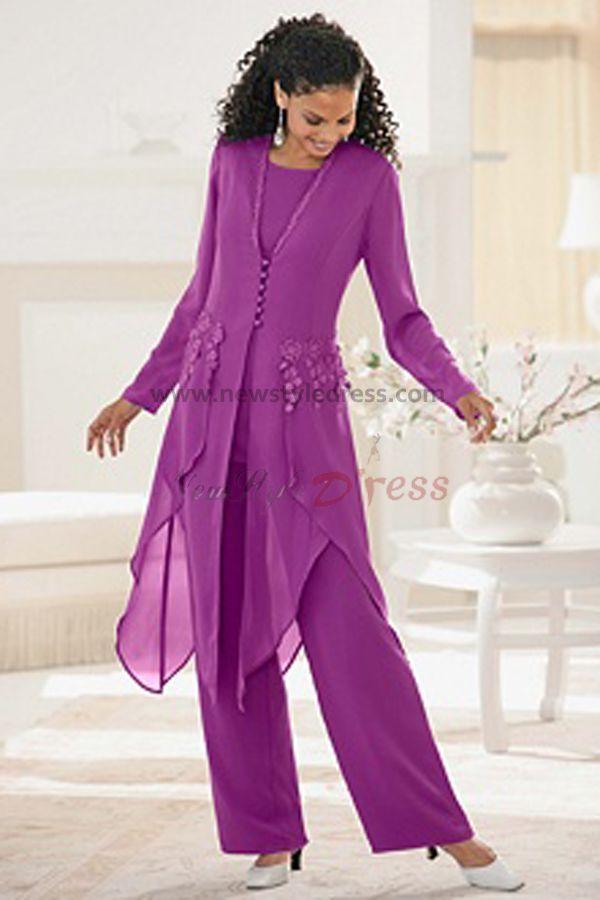 pants sets modren Cheap Latest Fashion prom dress nmo-097 | Suits ...