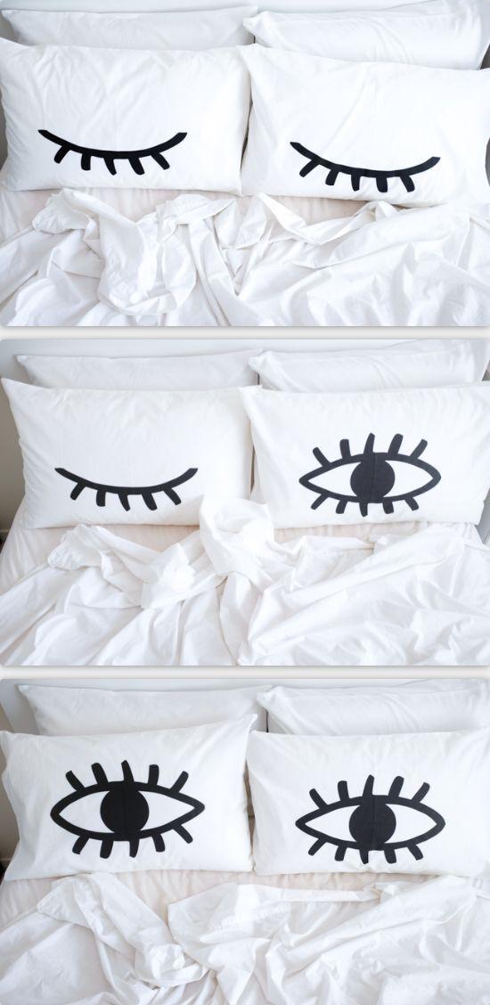 Eye of the Dreamer Pillowcase | Jasmine Dowling