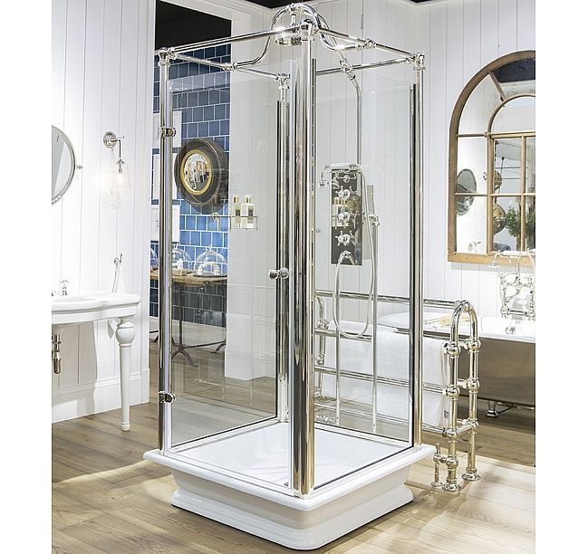 A Complete Glass Enclosed Freestanding Shower Unit, Which Can Stand  Magnificently In The Middle Of Your Bathroom, Or Even In Your Bedroom.