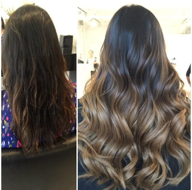 Honey Dip Ombre 26 Tape In Hair Pinterest Ombre Hair