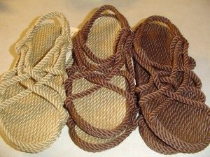 Utopian Rope Sandals - Adult Sizes
