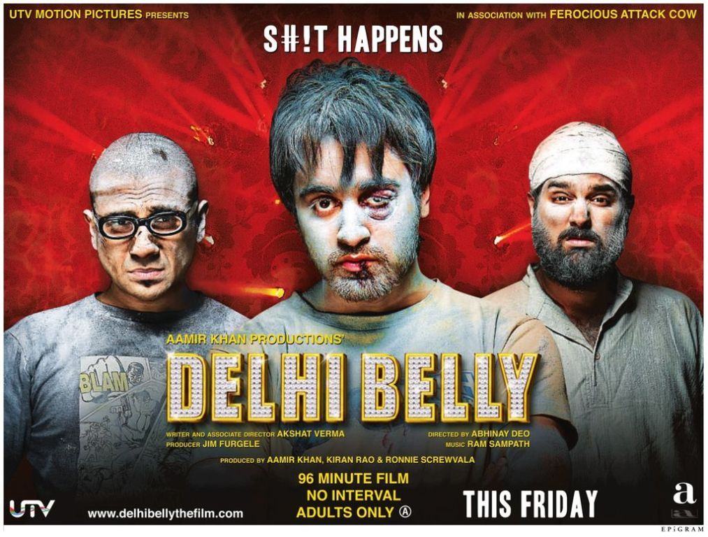 comedy movies near delhi