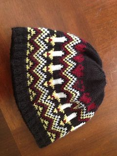 Adult fair isle hat inspired by The Legend of Zelda. | Hat ...