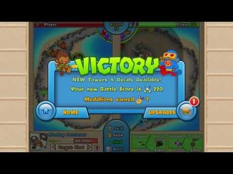 bloons td battles mod apk 3 9 2 unlimited money free android