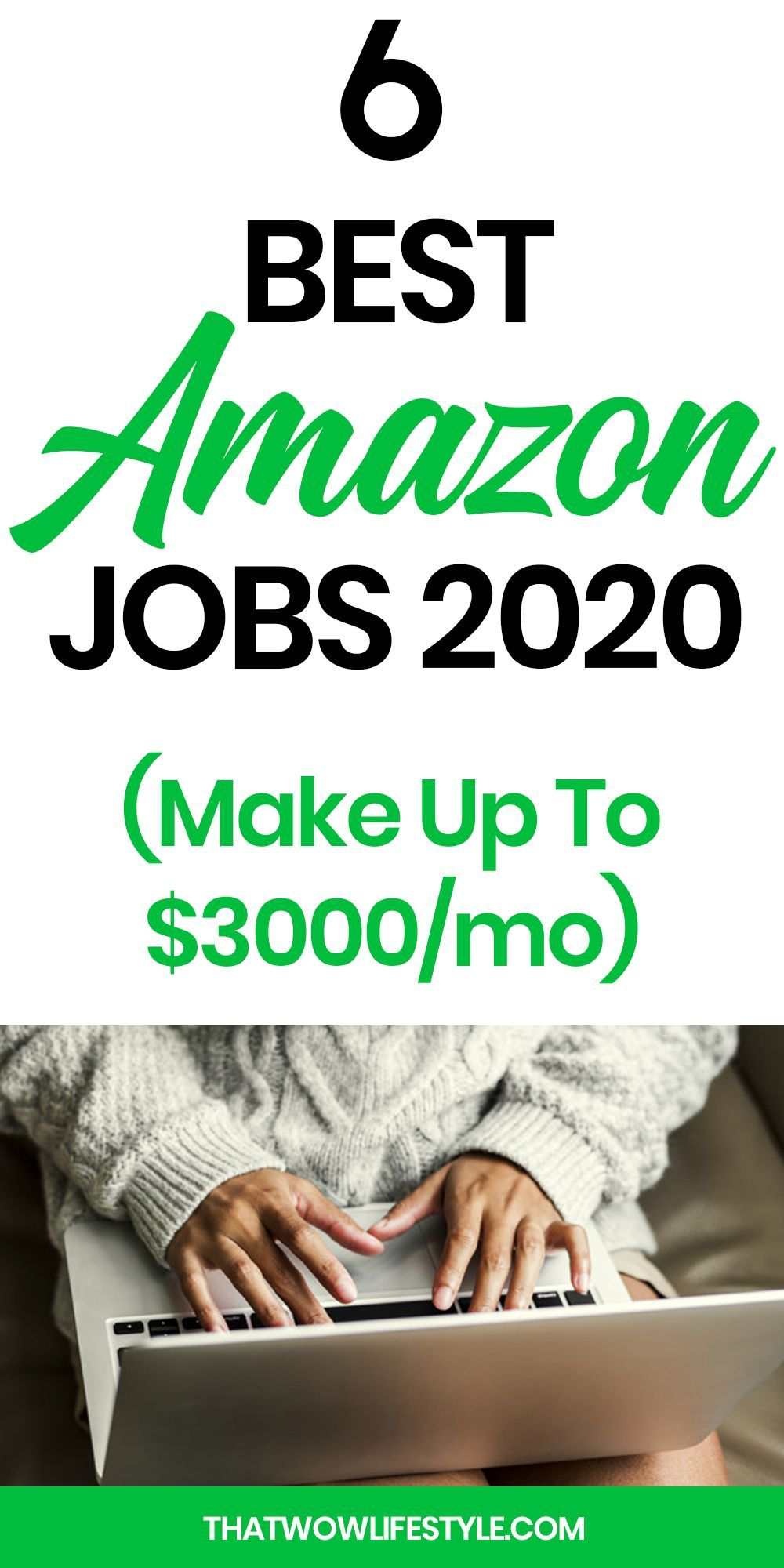 6 Best Amazon Jobs 2020 Amazon Jobs In 2020