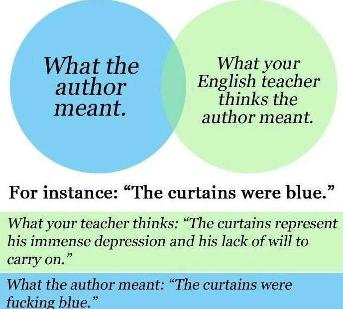 Why I was never called on to read in Brit Lit #iltlaugh | Welcome to I Love to Laugh