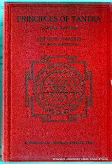 ARTHUR AVALON PRINCIPLES OF TANTRA PDF