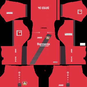 Bayer Leverkusen Dream League Soccer Kits 2017 2018 Soccer Kits Goalkeeper Kits Soccer