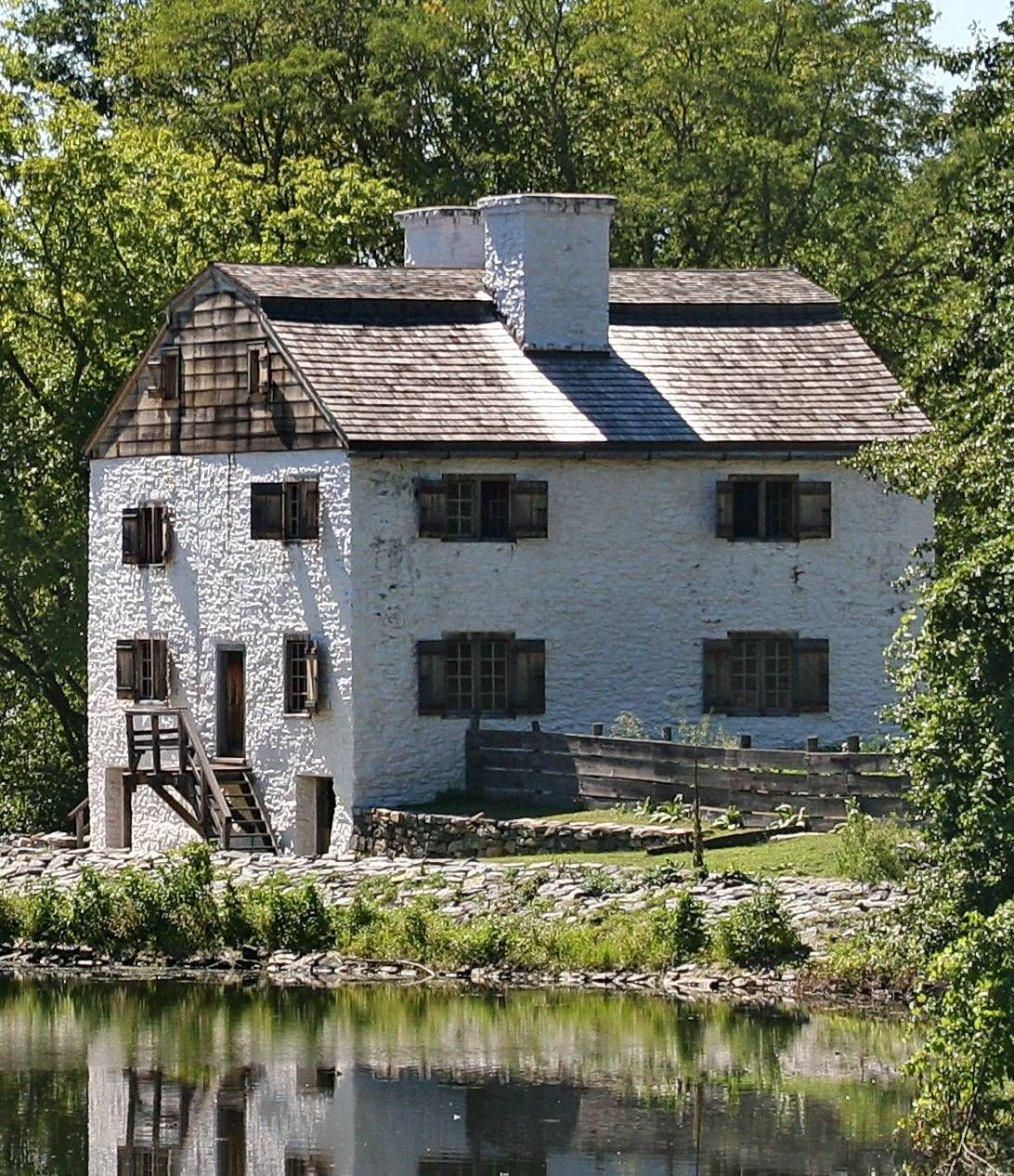 Super Living In Colonial America 1600 To 1800 The Dutchess Dutch Largest Home Design Picture Inspirations Pitcheantrous