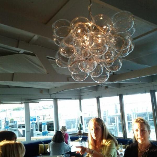 Photo taken at Cru Nantucket by Natalie S. on 6/10/2012