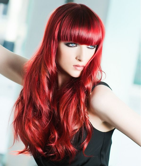 Red Hairstyles Red Hair  Posters  Pinterest  Red Hair Hair Coloring And