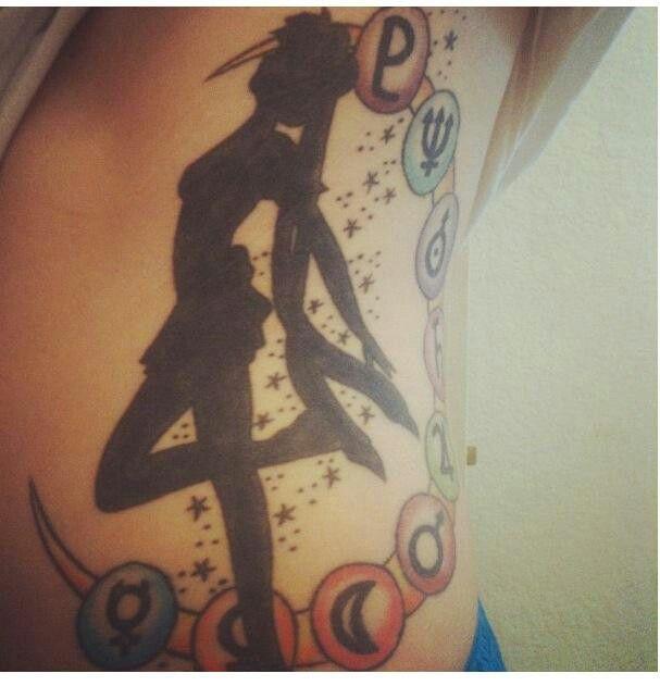 sailor moon symbol tattoos wwwimgkidcom the image