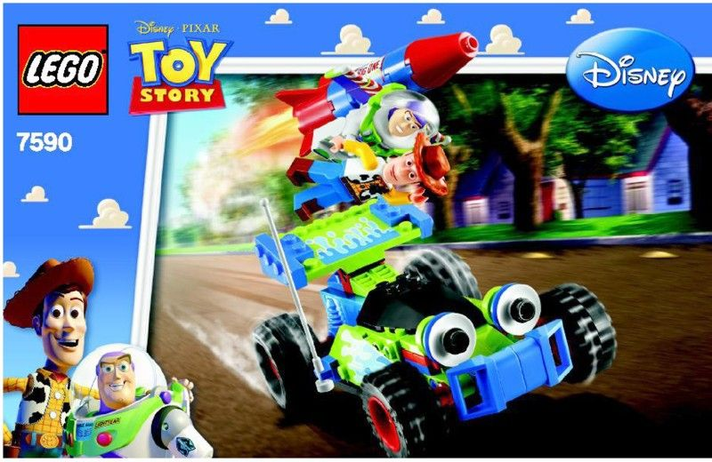 Toy Story Games Woody To The Rescue : Toy story woody and buzz to the rescue lego kid