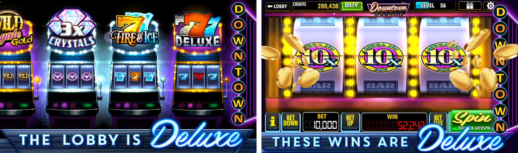 Slot Machine Deluxe Apk Download
