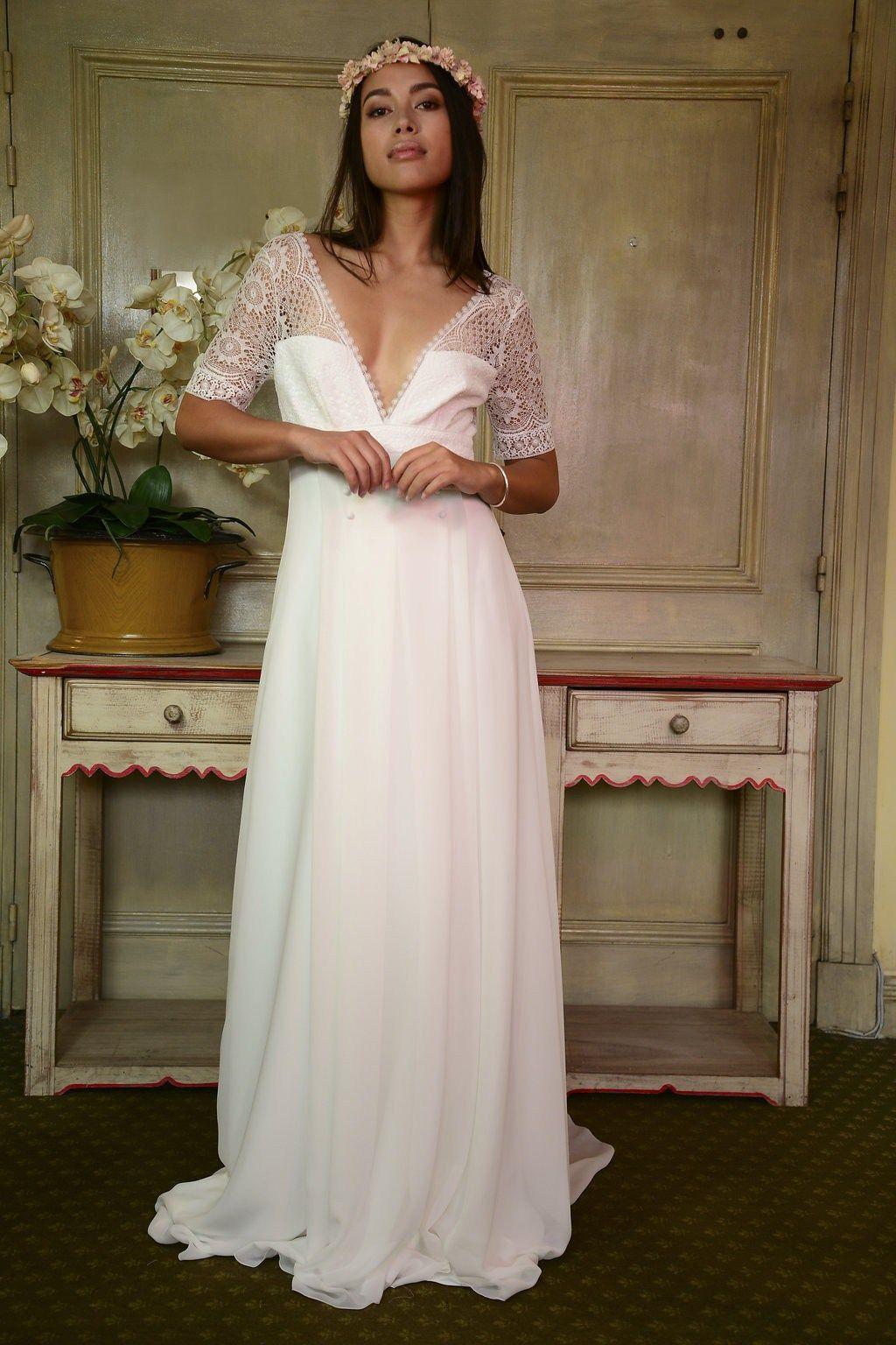 Photos - Coup de cœur : 50 robes de mariée tendance en
