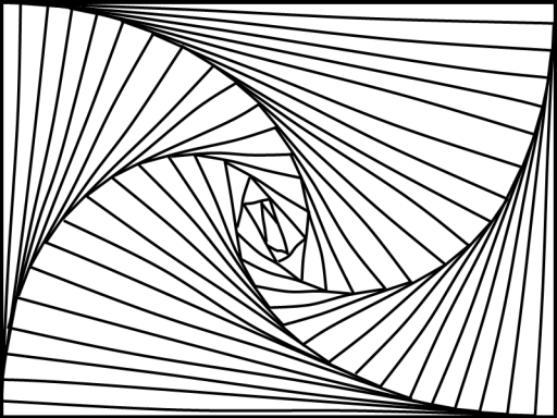 simple line designs art