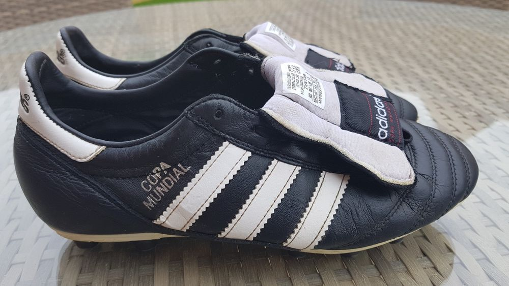 ADIDAS COPA MUNDIAL FOOTBALL BOOTS Soccer Made In Germany Great Conditon UK  5.5  adidas d3d75b9237cd8