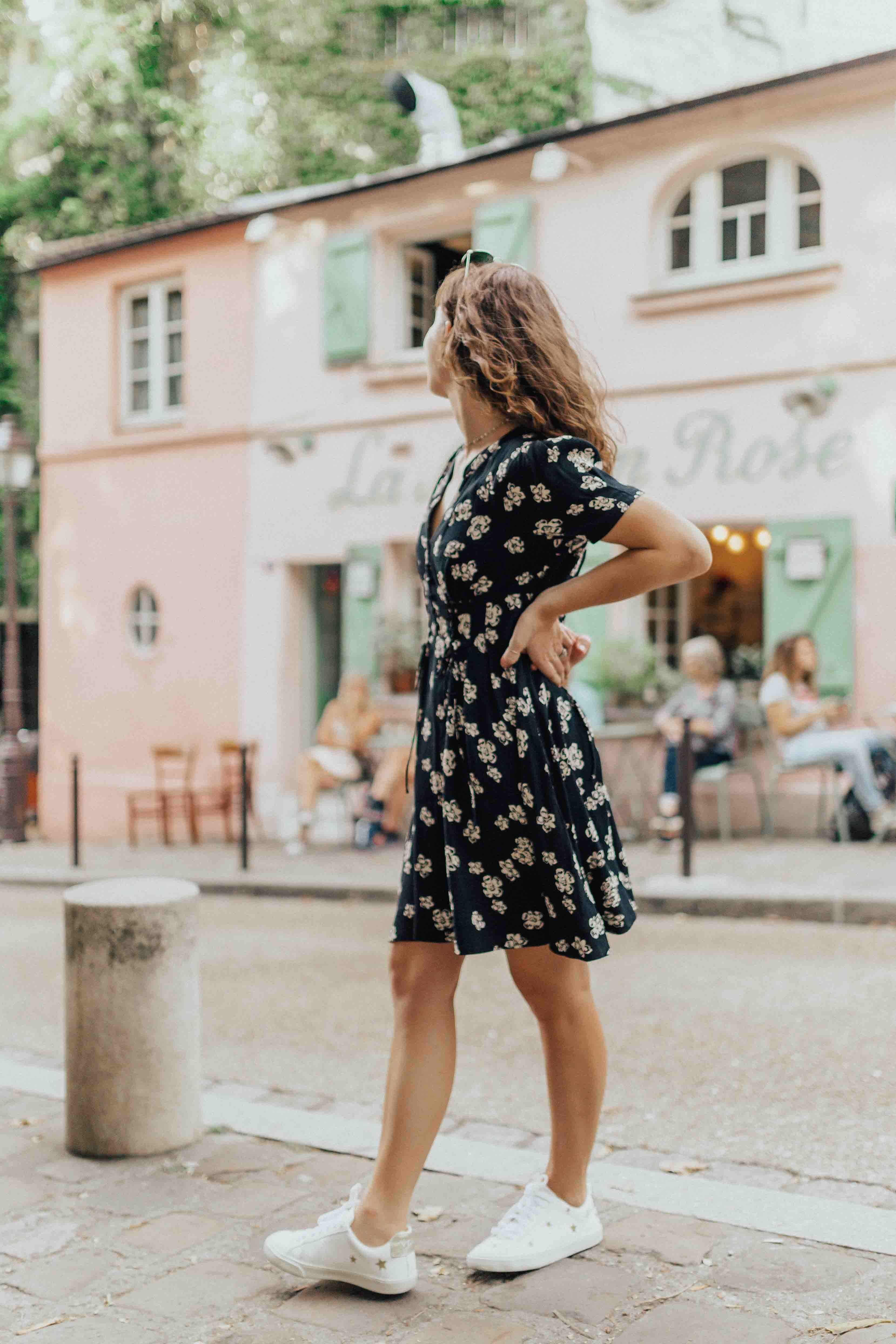 Pin By Mary Kate Robertson Marykat On The Little Duckwife Dress With Sneakers Fashion Outfits [ 4976 x 3317 Pixel ]