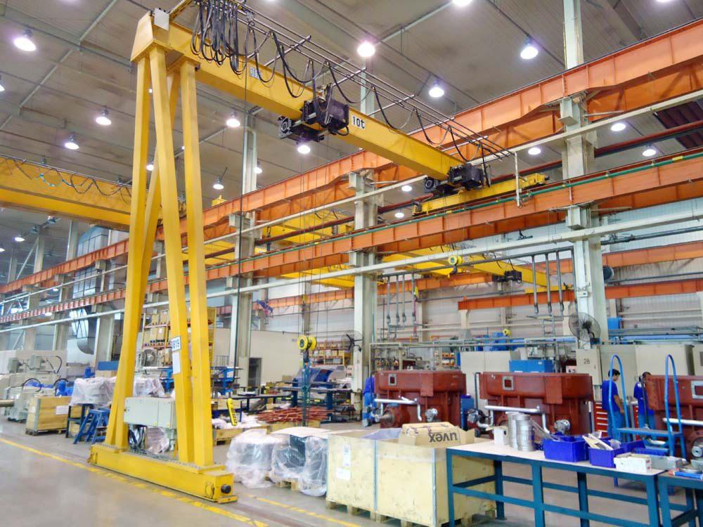 semi gantry crane http//www