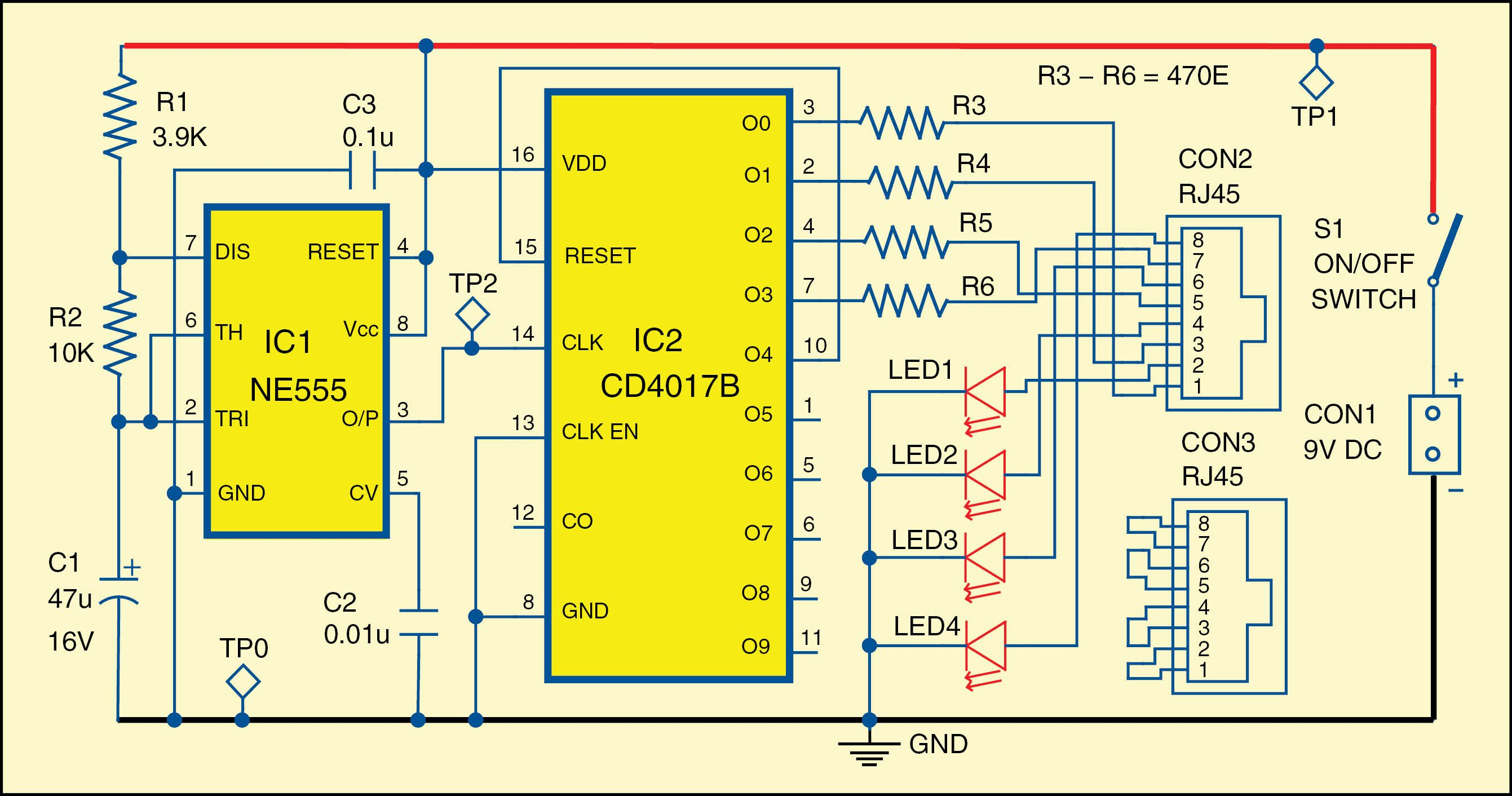 medium resolution of rj45 network cable tester circuit schematic wiring diagram show cable tester circuit moreover diagram of a