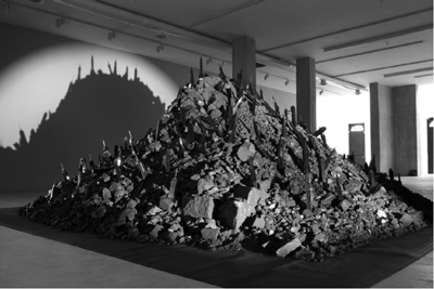 Catatumbo, un proyecto de Nohemí Pérez en la Galería NC-Arte.