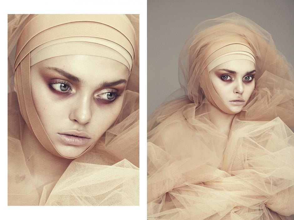 Valeriia Karaman by Paul Morel for OOB Magazine (NSFW) <3