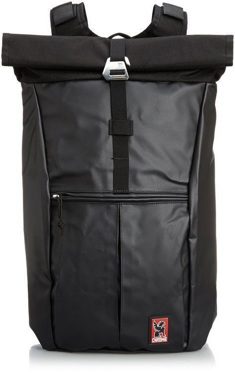 Chrome Yalta Messenger Bag Black/Black, One Size