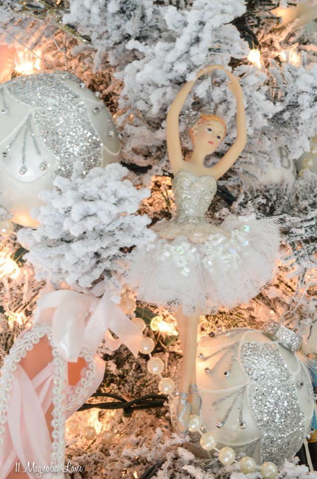 Nutcracker Suite Ballet Themed Christmas Tree
