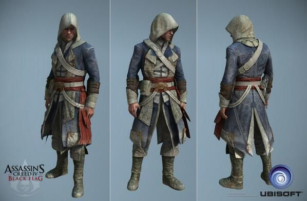 Assassin S Creed Black Flag Costume Google Search Assassins