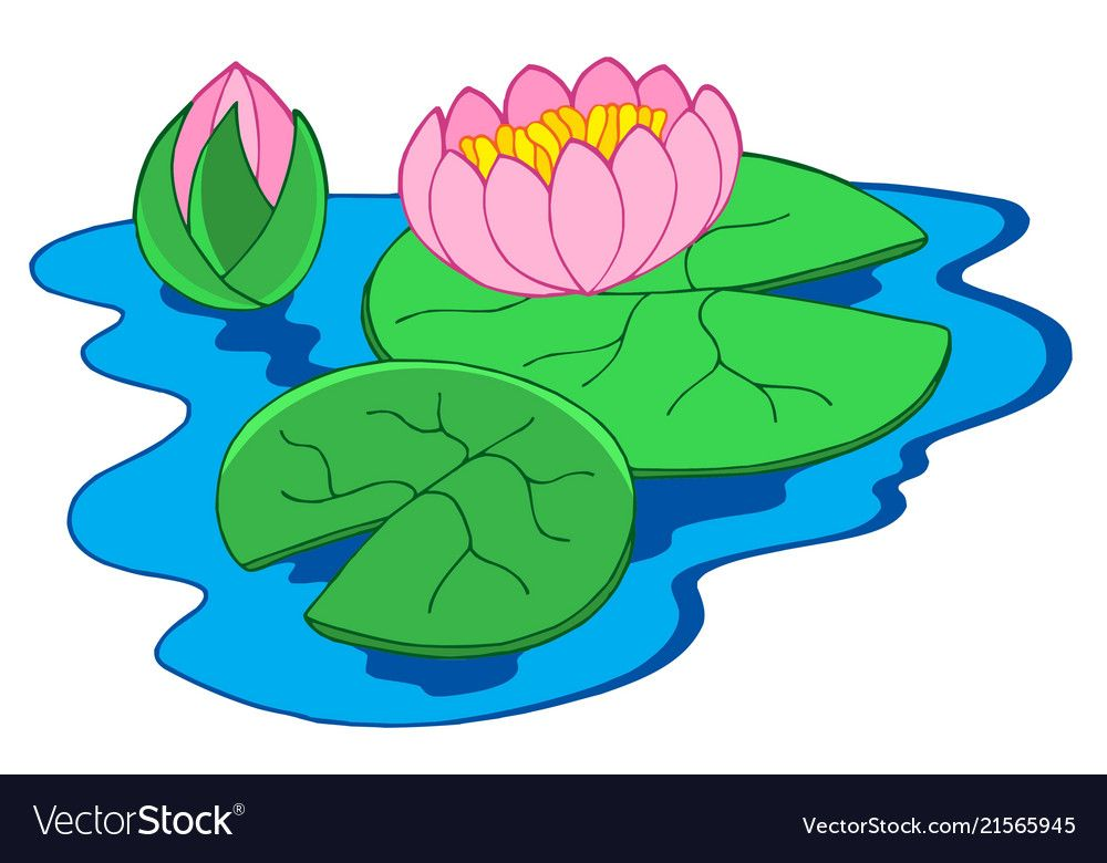 27+ Lily pad clipart images info
