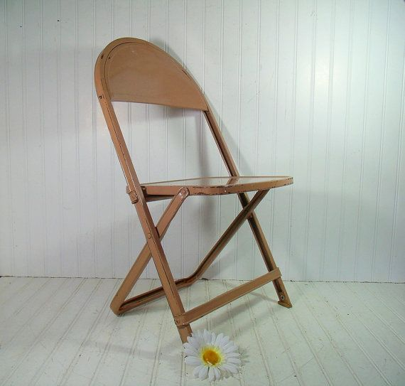 child size folding chairs. Vintage Child Size Metal Folding Chair - Retro Furniture From The Durham Mfg. Company Chairs