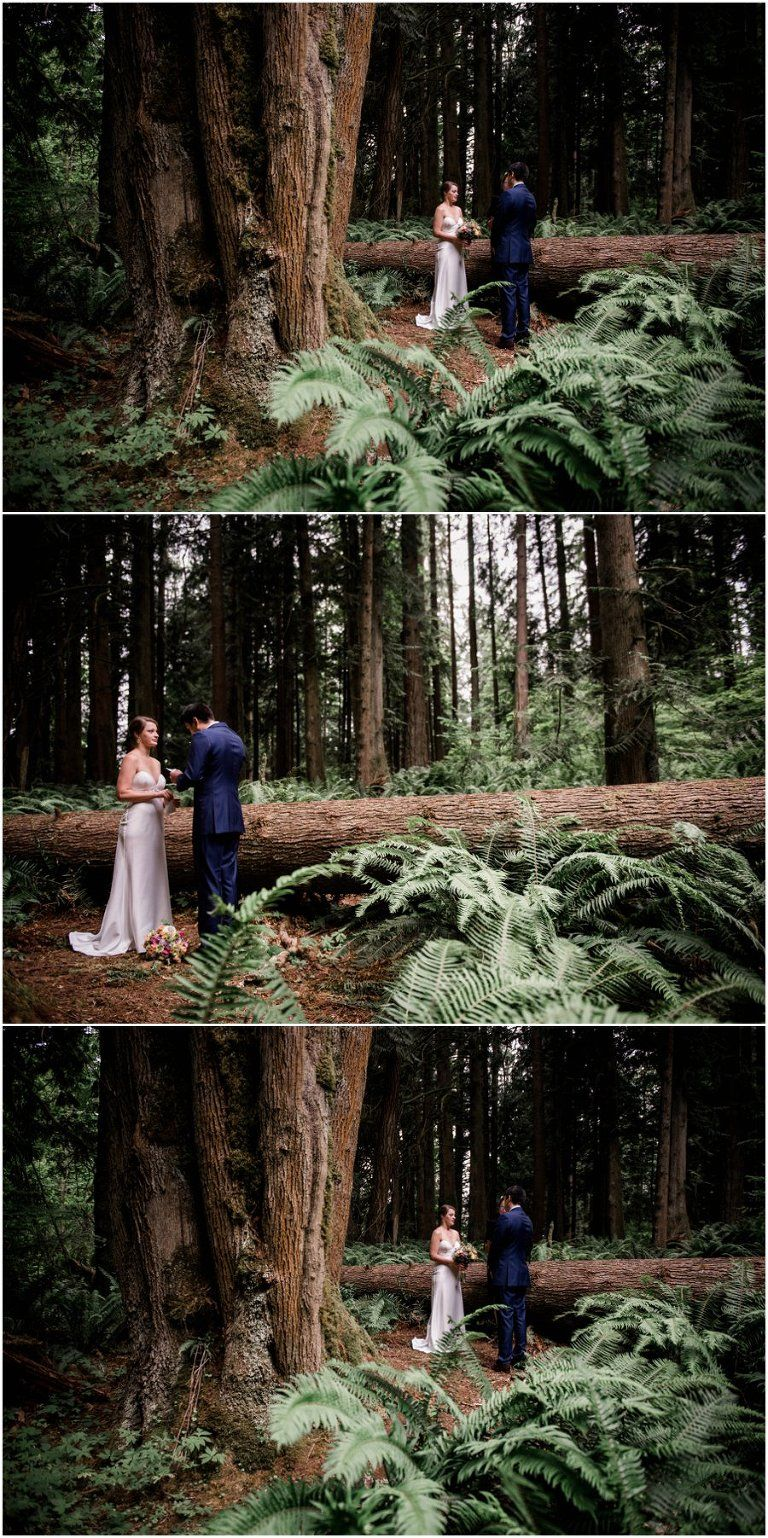 Wild And Organic Mountain Elopement Shoot Photography By Phreckle Face Washington State