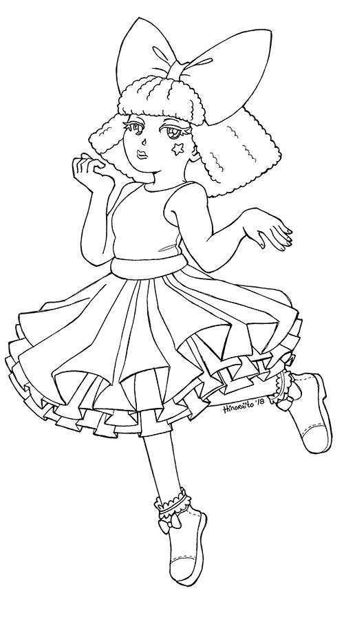 Diva Lol Suprise Doll Coloring Page By Https Www Deviantart Com Hinoraito On Deviantart Coloring Pages Chibi Spiderman Lol
