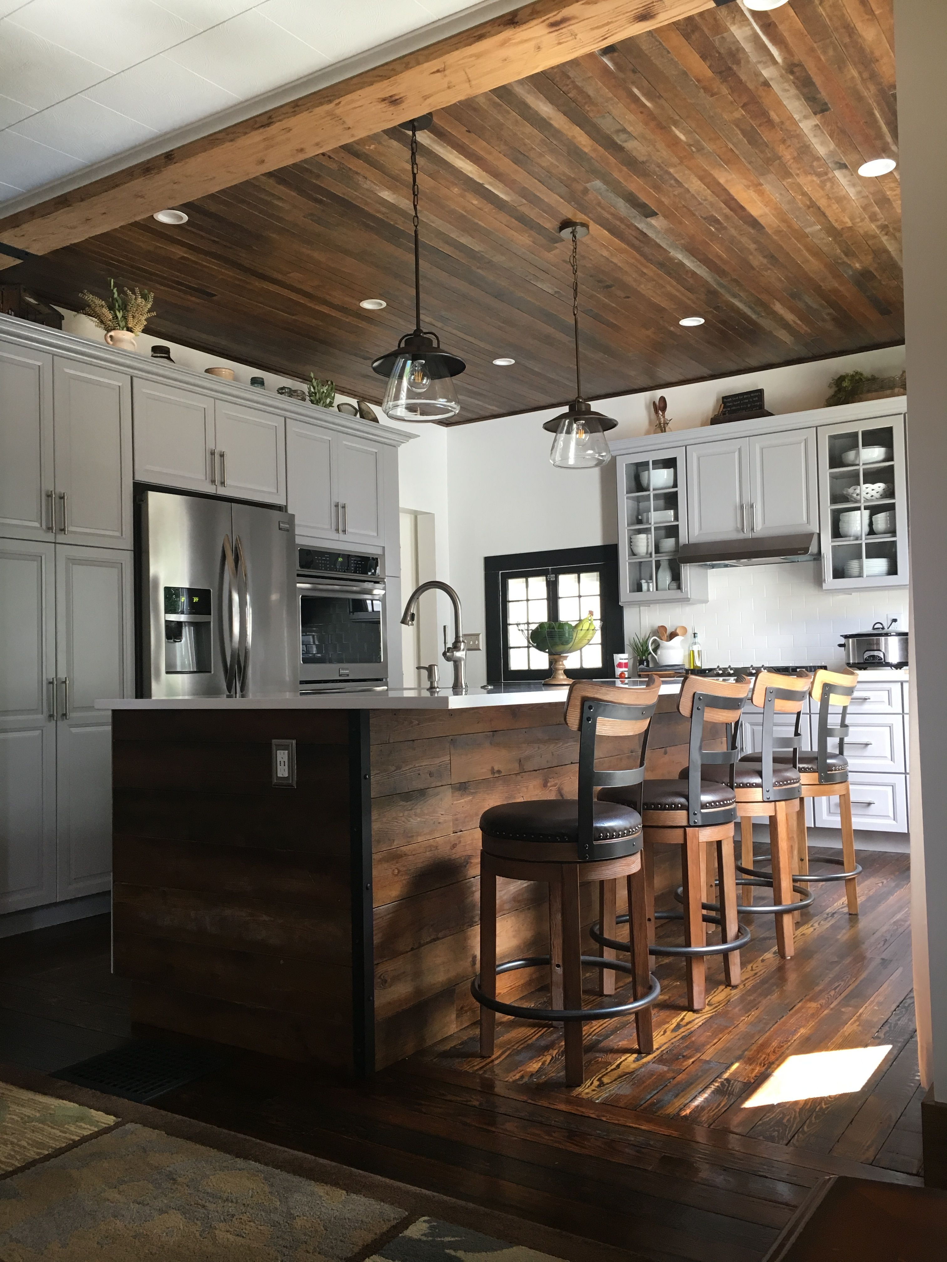 Best Our Dream Kitchen Is Complete Kraftmaid Knollwood 400 x 300