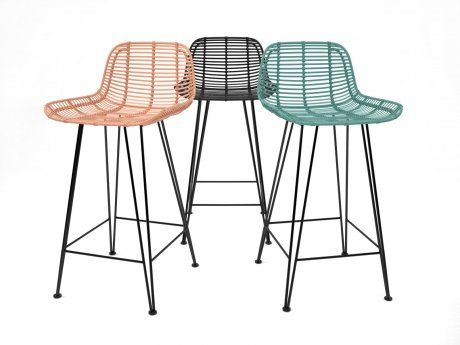 Brilliant Rattan Barstool 3D Model By Design Connected Bar Bar Gmtry Best Dining Table And Chair Ideas Images Gmtryco