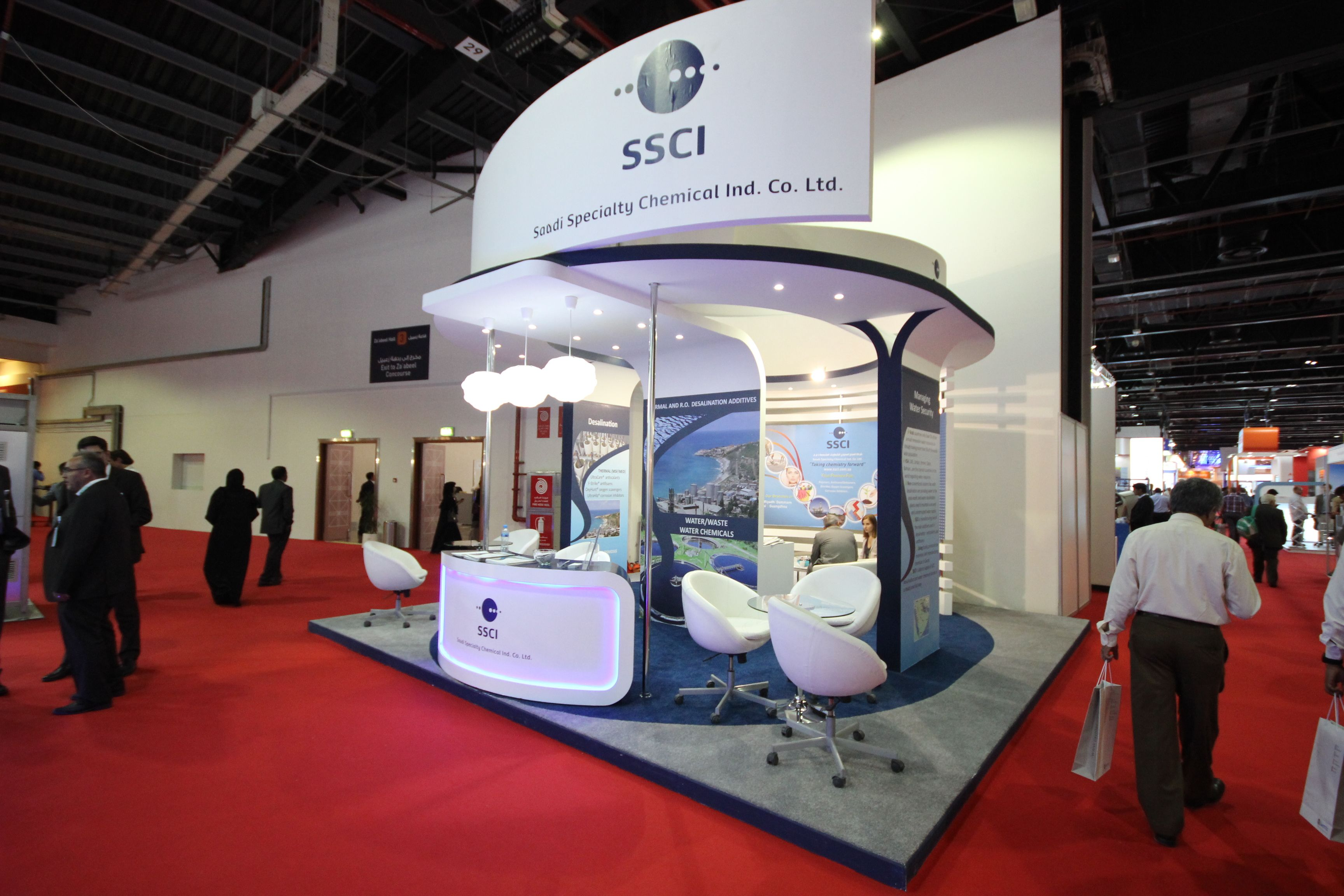 D Exhibition In Dubai : Ssci wetex mind spirit design dubai exhibition