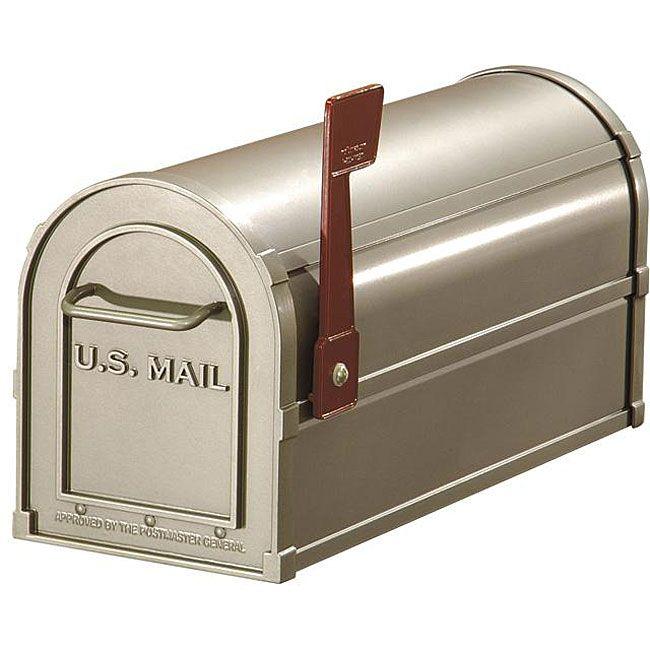 Salsbury Heavy-duty Rural Mailbox