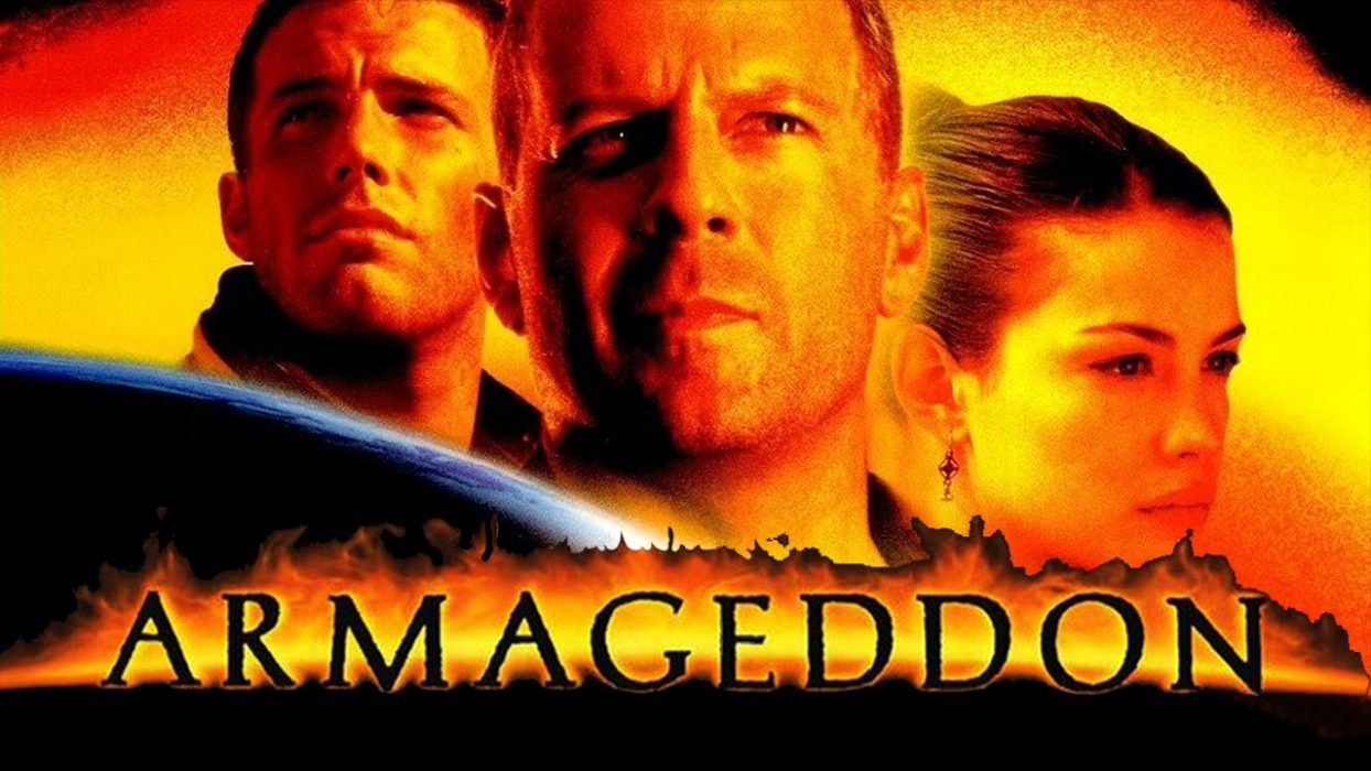 Armageddon 1998 Armageddon Movie Good Movies Armageddon