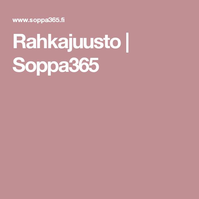 Rahkajuusto | Soppa365