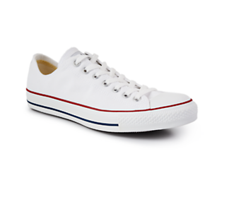 Converse Unisex Chuck Taylor All Star Low White With Images