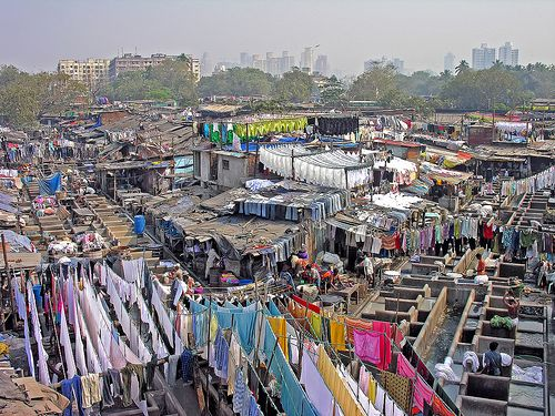 http://india.mycityportal.net - India-7837 - A Huge Laundry - #india