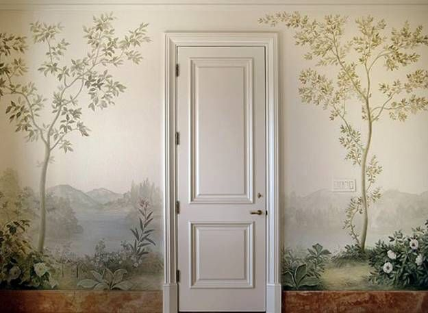 20 Wall Murals Changing Modern Interior Design With Spectacular Wall Painting Ideas Kitchen Wall Mural Ideas Wall Murals Painted Mural Wallpaper