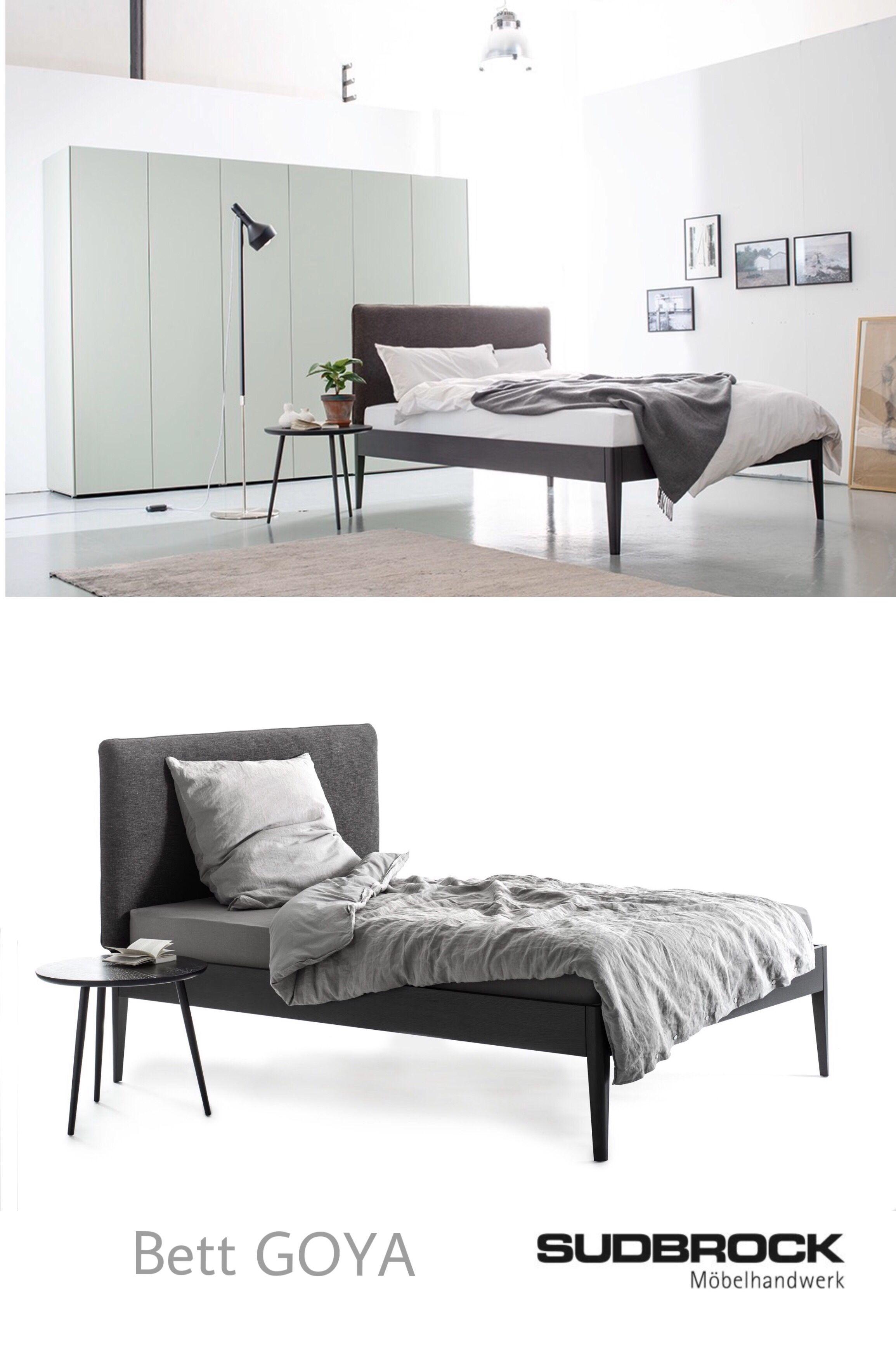 Bett GOYA von SUDBROCK Möbel Schlafzimmer Einrichtung