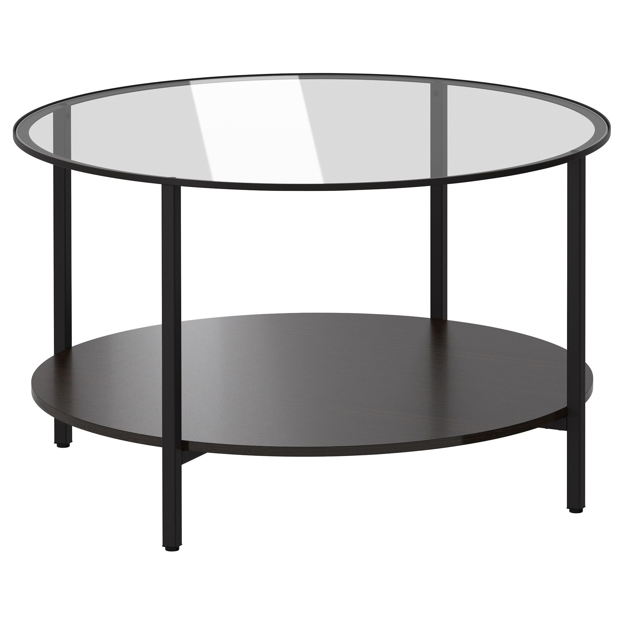 20 Round Glass Coffee Table Ikea Used Home fice Furniture